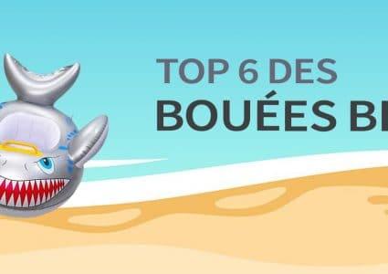 Top 6 Bouées Bébés 2021
