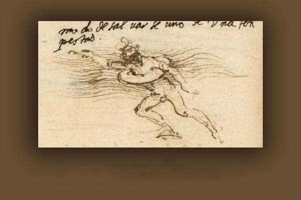 Bouée Léonard de Vinci