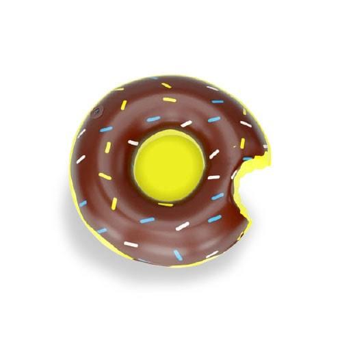 Bouée porte Gobelet donuts chocolat