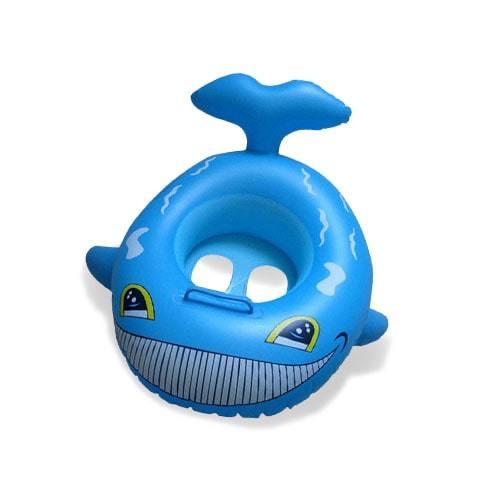 Bouée bébé baleine