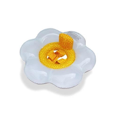 Bouée bébé fleur