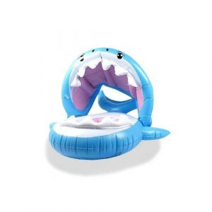 Bouée bébé mâchoire de requin