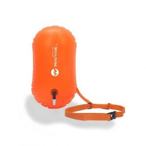 Bouée de sauvetage natation orange