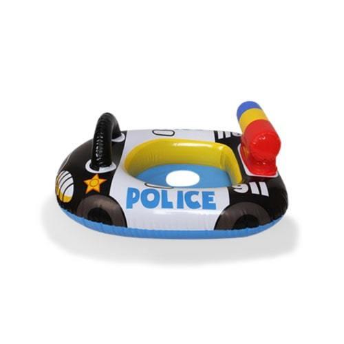 Bouée enfant voiture de police