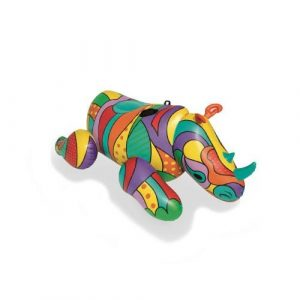 Bouée rhinocéros