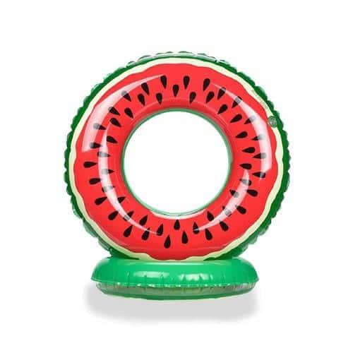 Bouée ronde gonflable piscine