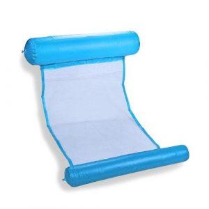 Hamac relaxant gonflable pour piscine