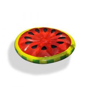 Matelas gonflable pastèque