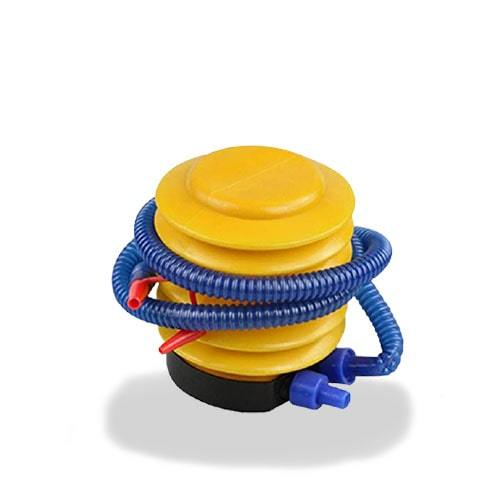 Pompe à pied pour bouée gonflable