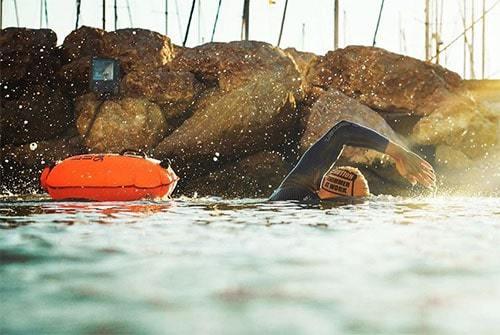 Bouée de natation sportive